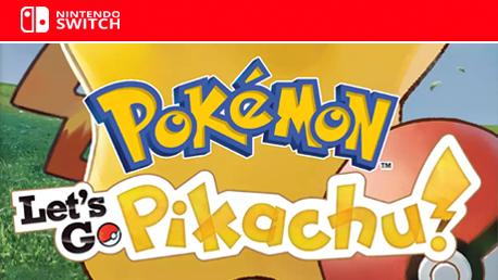 Pokémon Let S Go Pikachu Nintendo Switch Nintendo Switch Cd